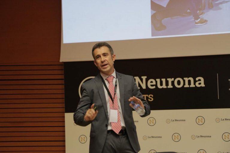 El 26 de junio de 2018 en el Summit de La Neurona en Bilbao