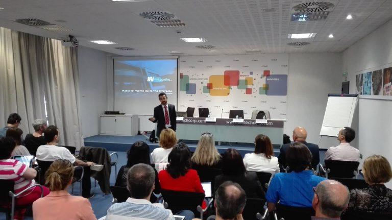 El 3 de junio de 2016 doy charla sobre gamificación en «LOS VIERNES DE DESARROLLO ECONÓMICO» del Gobierno de Navarra de la mano de la Fundación Navarra para la excelencia.