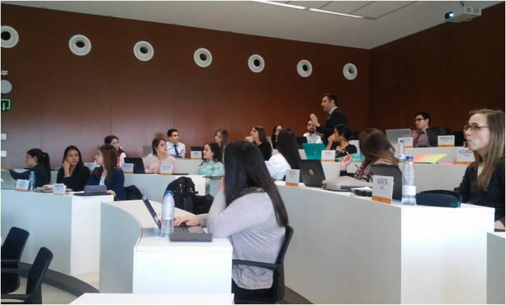 El 30 de marzo en el Master de en dirección de persona en las organizaciones de la Universidad de Navarra