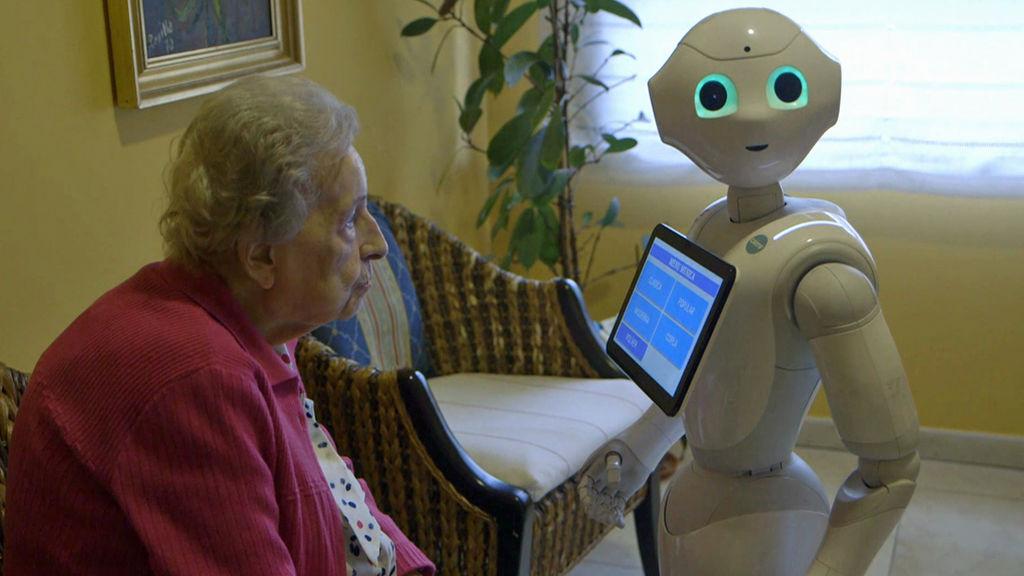 ¿Y SI TU COMPAÑERO DE TRABAJO FUERA UN ROBOT?