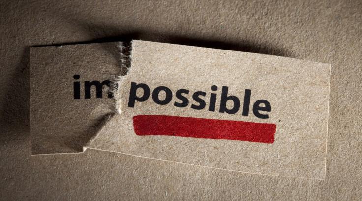 OBJETIVOS IMPOSIBLES